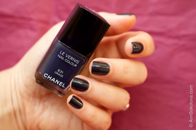 08 Chanel #631 Orage