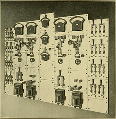 "Image from page 101 of ""Switchboards for power, light and railway service, direct and alternating current, high and low tension"" (1906)"