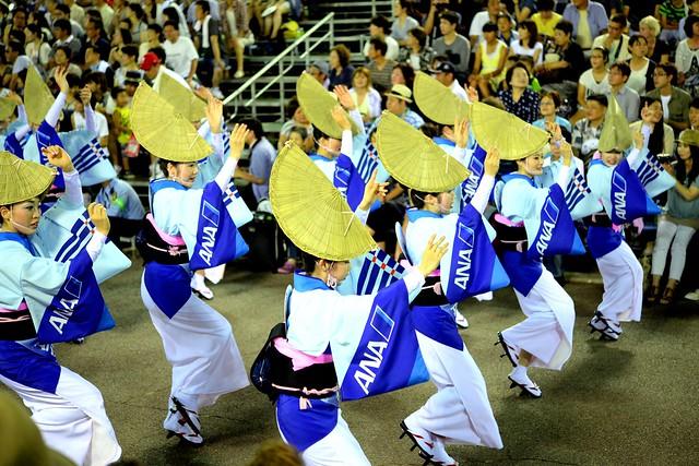 ✪はじめての徳島阿波踊り⓶ -徳島県徳島市-