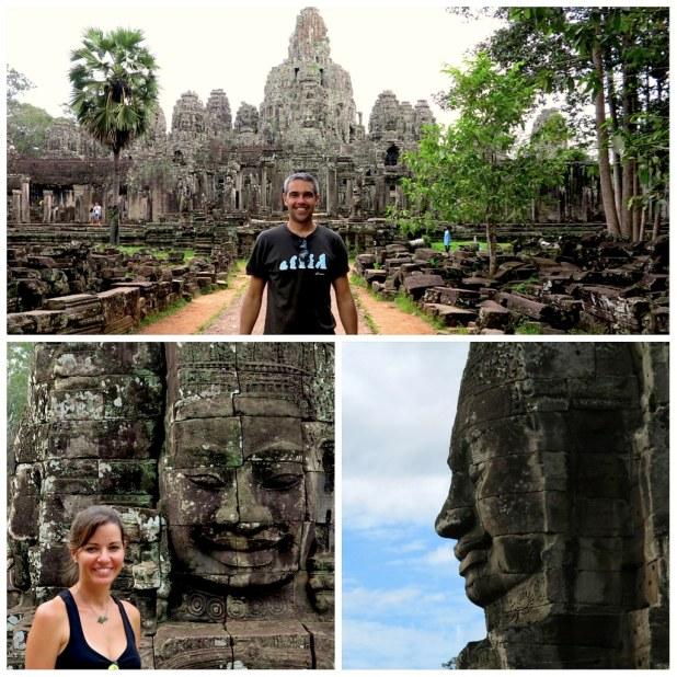 Como ir a Bayon en Siem Reap