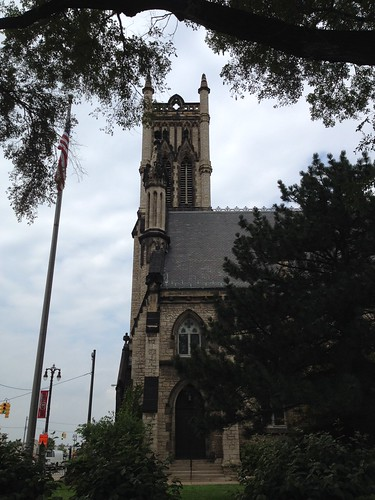 Detroit - Saint John's Church