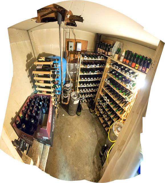 Lambic Beer Cellar
