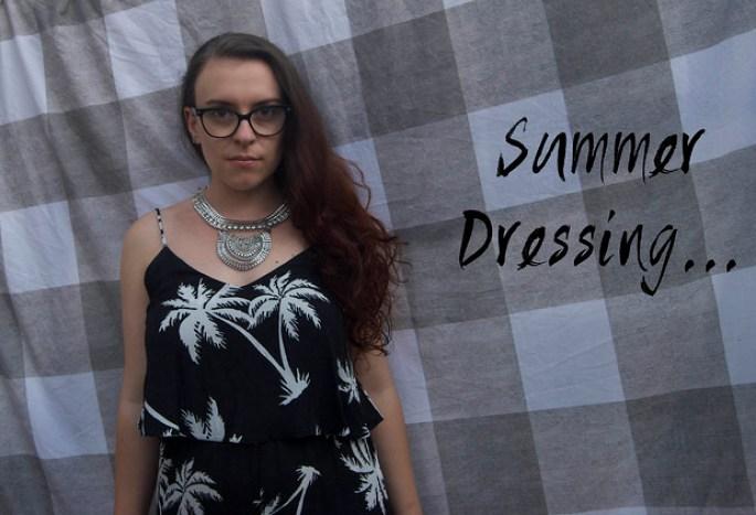 summer dressing primark