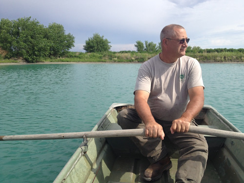 Z Crew: Dad on the boat