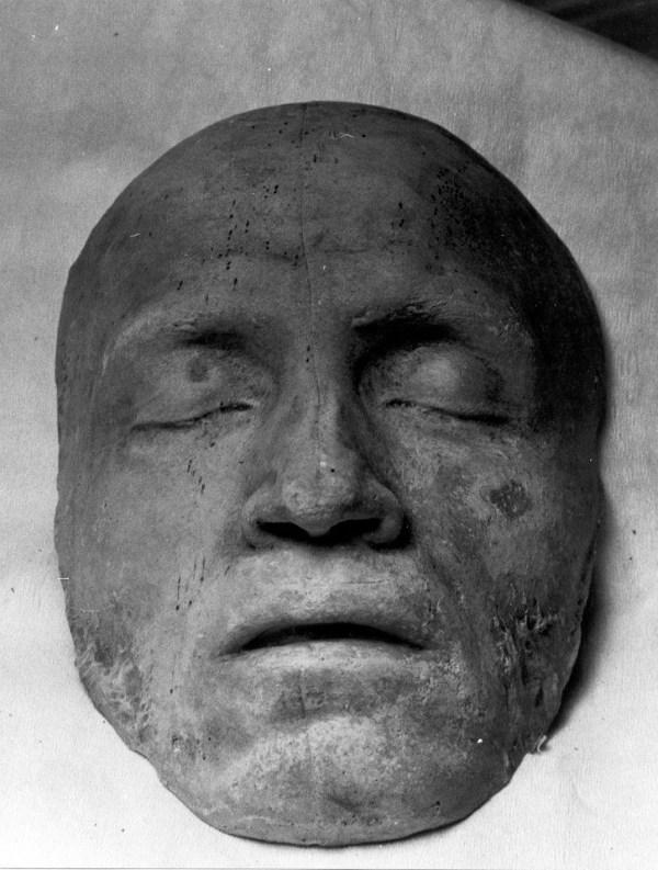 Пушкин: прощание, посмертная маска и первый музей ...