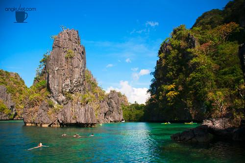 Big Lagoon, Miniloc Island, El Nido, Palawan