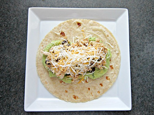 Quinoa Chicken Tacos 002