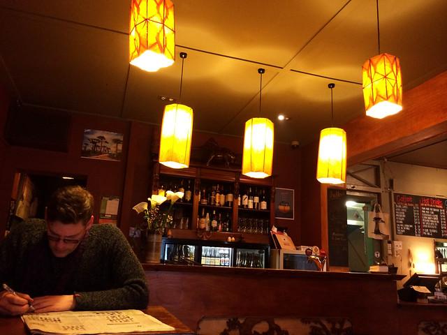 Baobab Cafe, Newtown