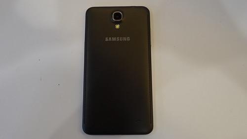 Samsung Galaxy Mega 2 ด้านหลัง