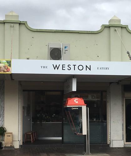 Weston Eatery - exterior