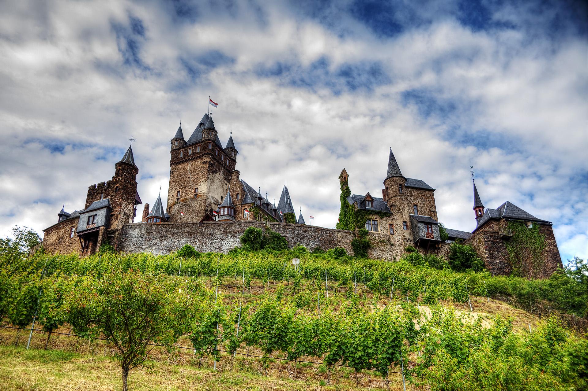Reichsburg Cochem (Cochem Castle)
