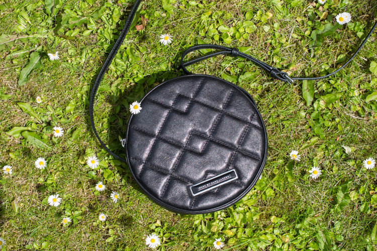 Marc by Marc Jacobs Shape Up Quilted Jackson Bag