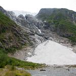 6 viajefilos en Noruega, Suppehellebreen y Boyabreen 01