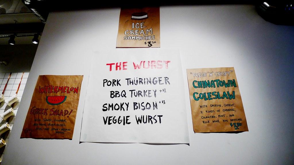 bestie vancouver chinatown currywurst bestiewurst german restaurant
