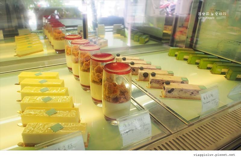 下午茶,嘉義餐廳,法式甜點,老屋餐廳,芙甜 @薇樂莉 Love Viaggio   旅行.生活.攝影