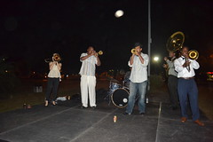 744 Jazz Band in Palmer Park