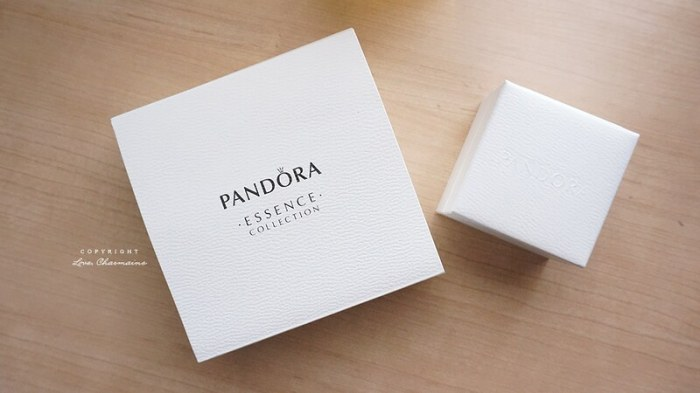 Pandora Essence Collection