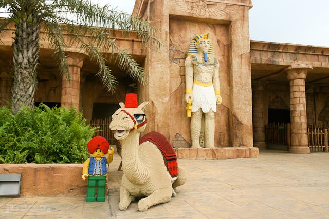 Egypt LEGO-lized