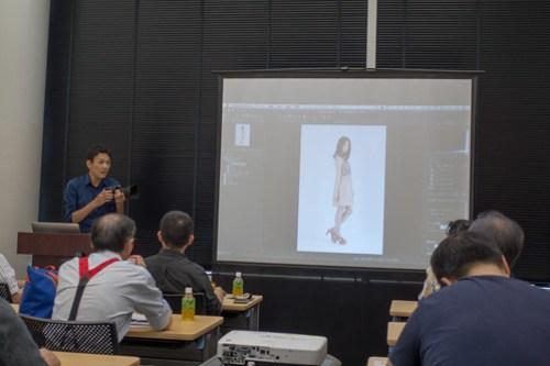 Mapcamera Nikon D810 Seminar