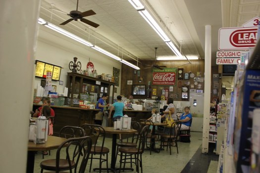 Reeves Drug Store, Pulaski TN