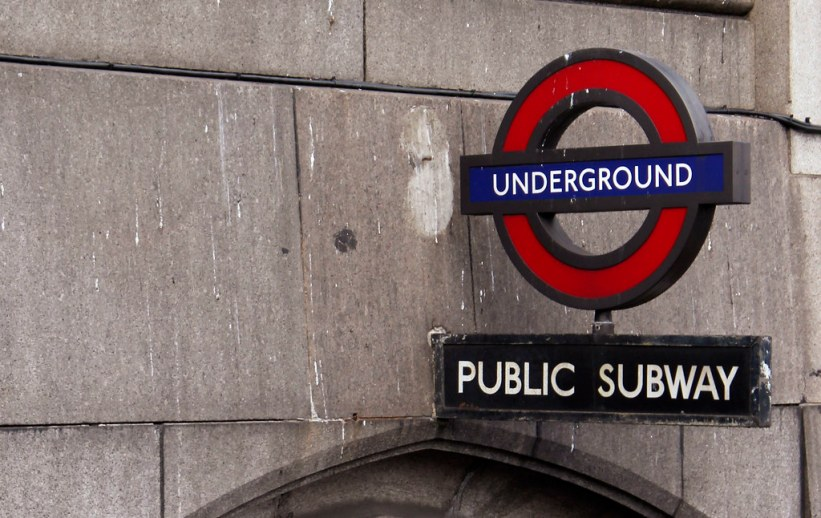 Undergrunden i London