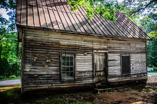 Cool Springs Primitive Baptist Church-007