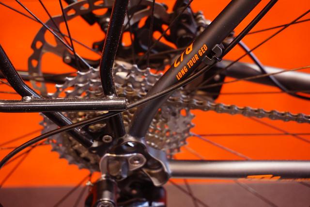 Eurobike 2014: KTM Life Lontano XT