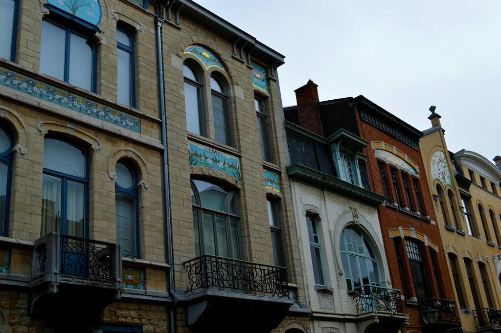 Zurenborg Antwerp