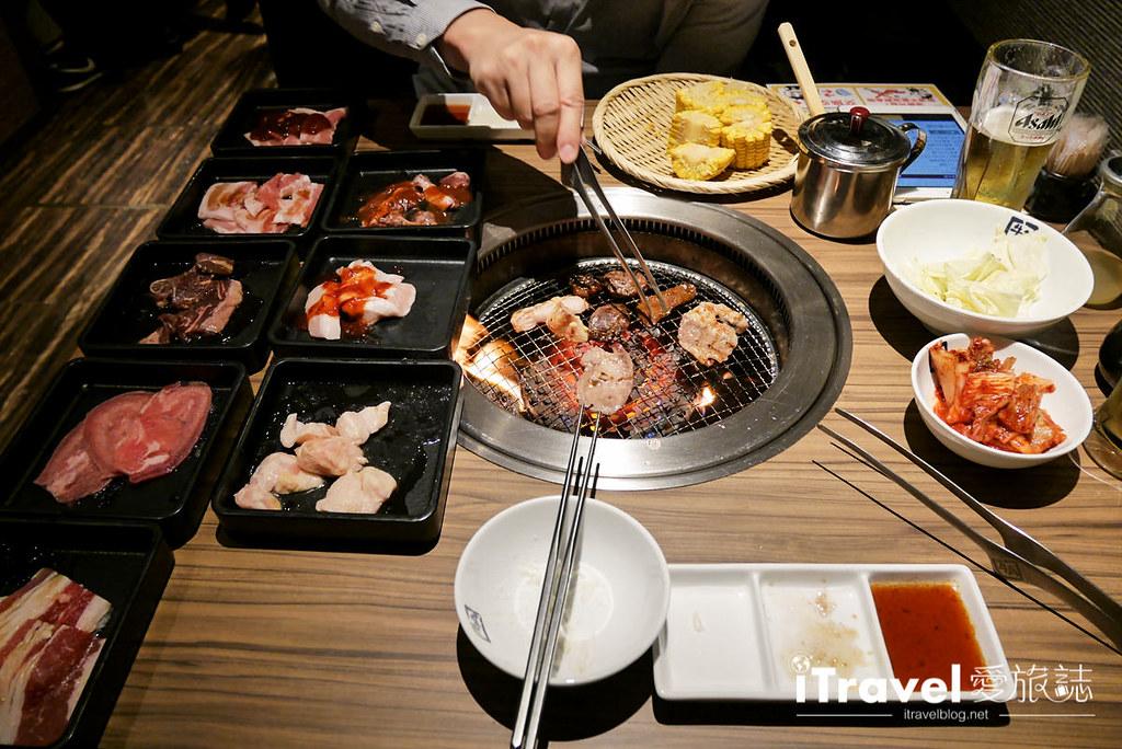 京都美食餐厅 牛角烧肉吃到饱 (33)