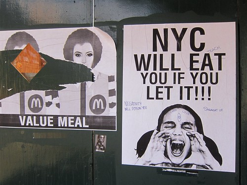 NYC Will Eat You