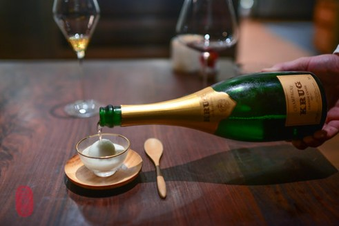 20th Course: Krug Sorbet