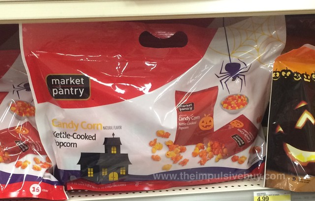 Market Pantry Candy Corn Kettle-Cooked Popcorn