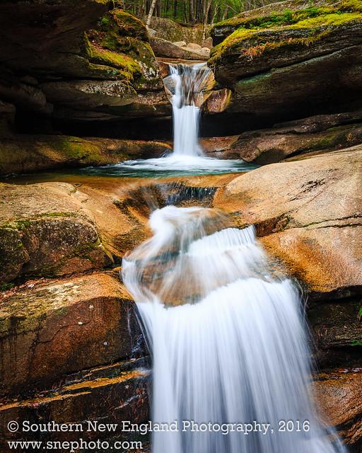 Sabaday Falls, NH