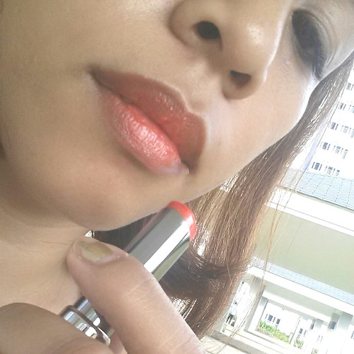 Mary Kay True Dimensions Lipstick Review