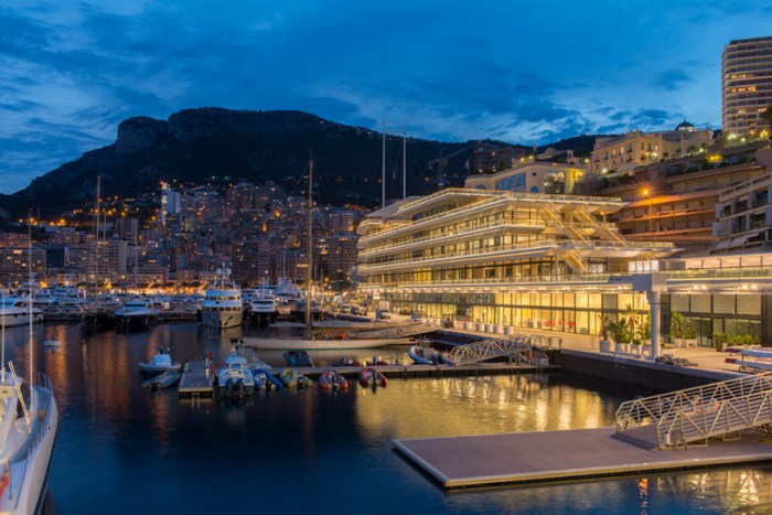 Monaco Yacht Club, Monte Carlo