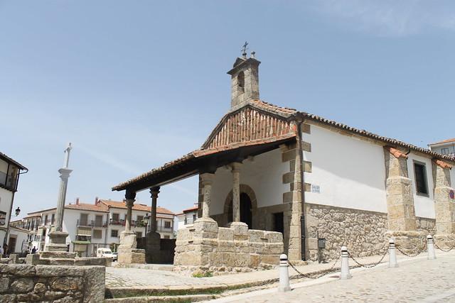 Ermita del Humilladero, Candelario