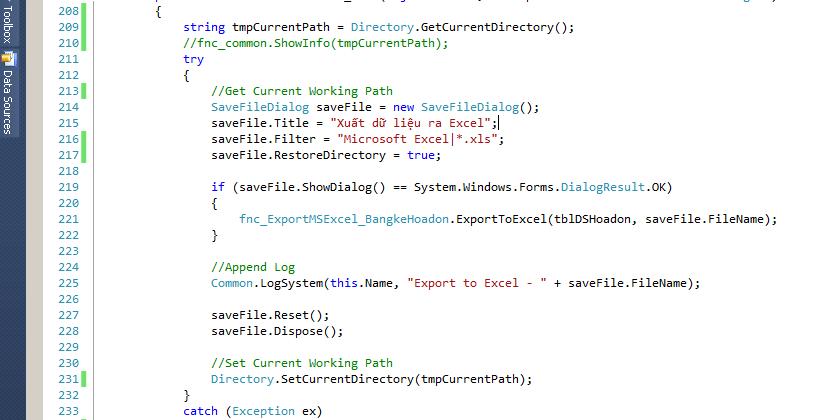 [C#, WinForm] Vấn đề nhớ đường dẫn sau khi dùng OpenFileDialog hoặc SaveFileDialog
