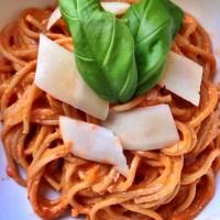 Lidia Bastianich's Pesto Trapanese [recipe]
