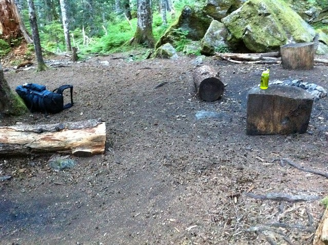 Martin Creek Camp