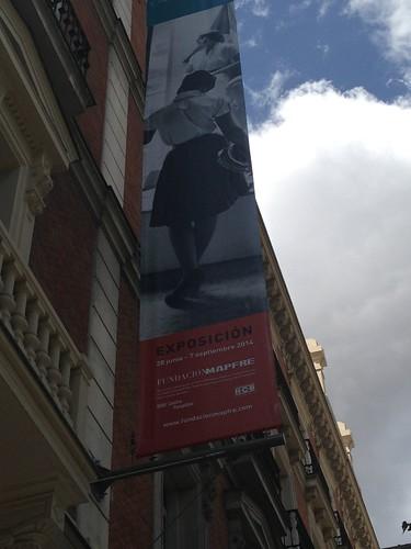 Cartier-Bresson en Fundación Mapfre, Sala Recoletos. Madrid