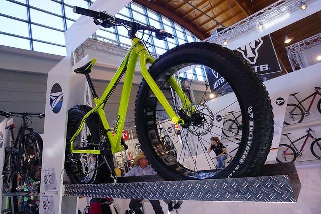 Eurobike 2014: Silverback fatbike