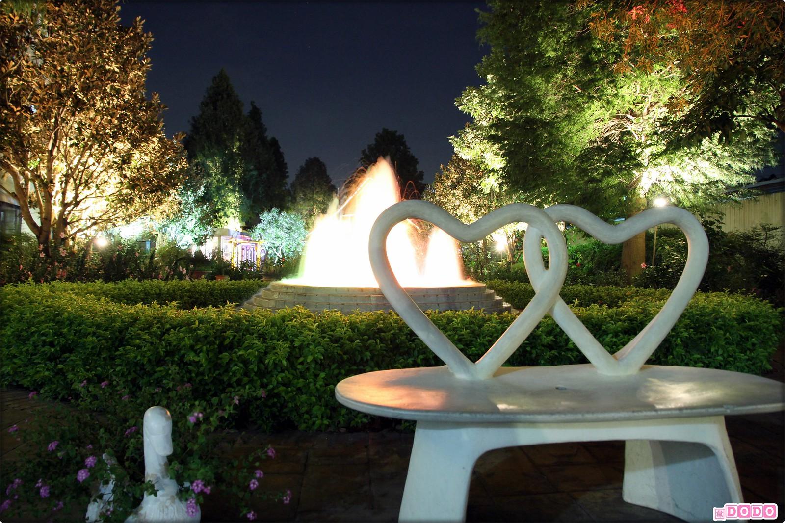 彰化田尾。【全得玫瑰花園】。白天晚上不同情調。情侶約會。浪漫景點。 @ 圍DoDo :: 痞客邦