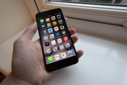 iPhone 6 Plus - In Hand