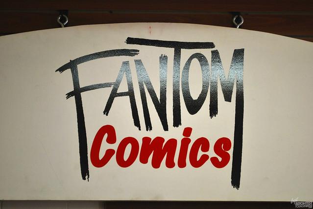 Fantom Comics 9