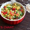Oats Chaat recipe