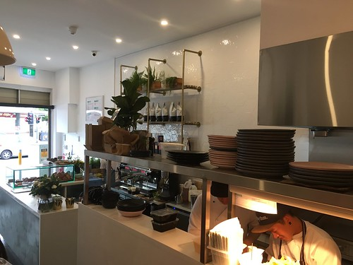 Weston Eatery - coffee machine