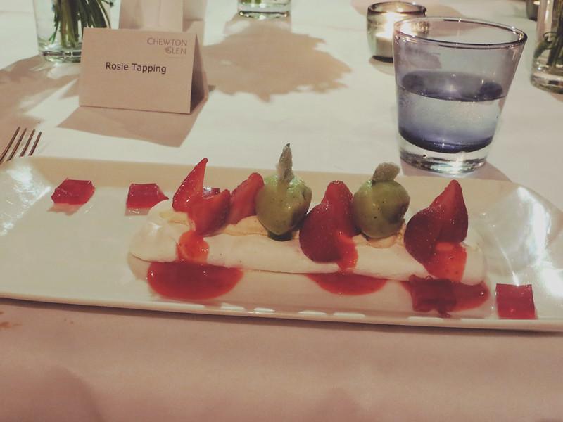 Chewton Glen dessert