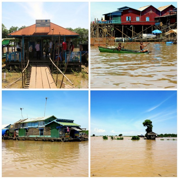 Floating Village Kampong Khleang