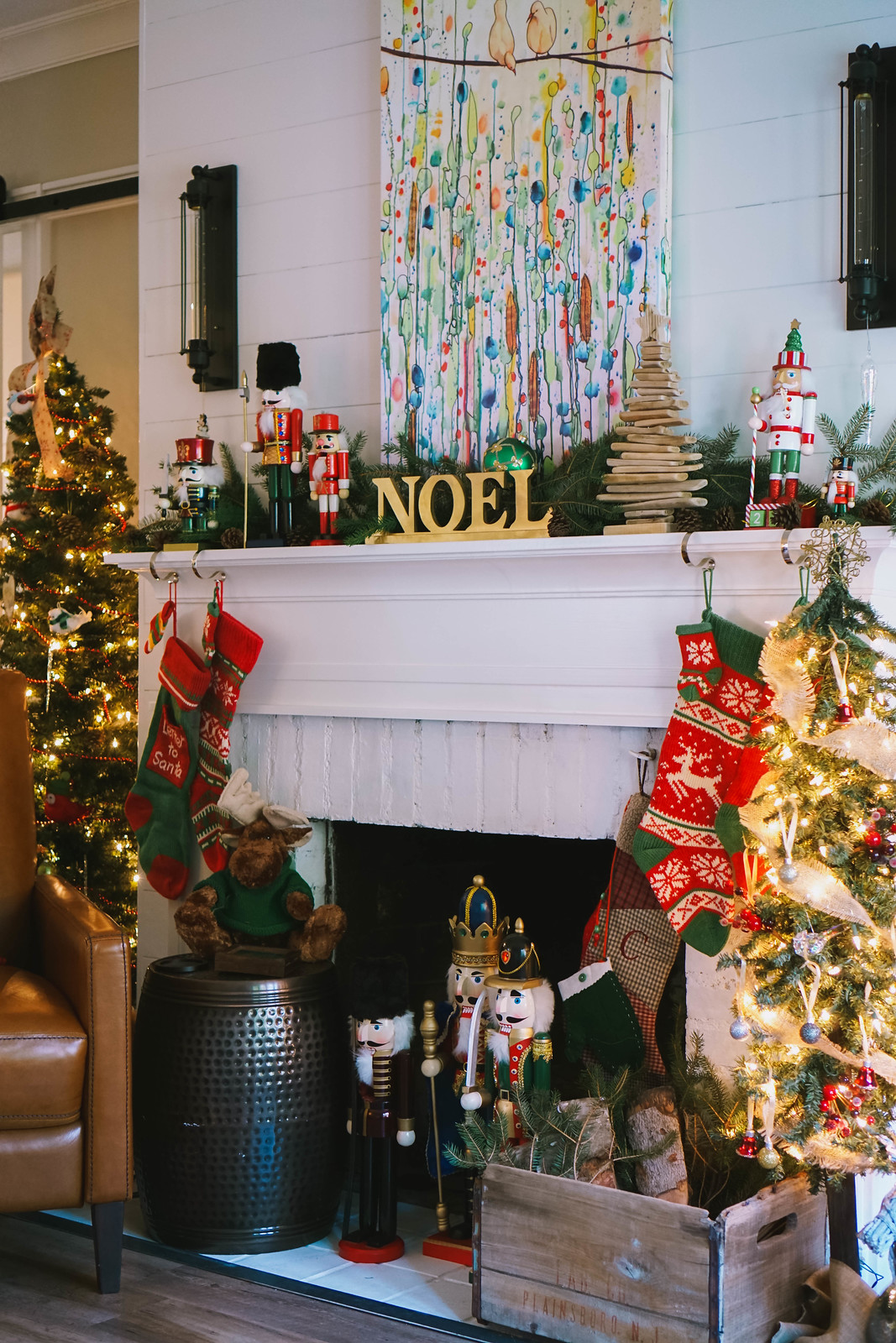 The Best Christmas Decorations On Pinterest