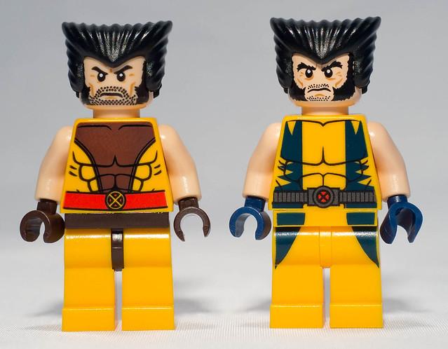 REVIEW LEGO 76022 Marvel - X-Men contre les Sentinelles